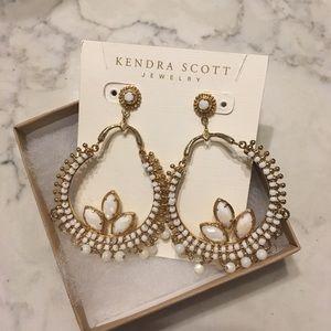 Kendra Scott Florens Chandelier Earrings